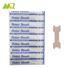 50 Pcs Breathe Right Better Nasal Strips Right Way To Stop Snoring Anti Snoring Strips Easier Better Breathe Health Care(China)