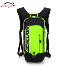 LOCAL LION 8L Waterproof Bicycle Backpack, Men's Women MTB Bike Water Bag, Nylon Cycling Hiking Camping Hydration Backpack