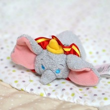 Tsum Tsum Mini Dumbo Elephant Cute Plush Toy Stuffed Toys Animals Kawaii TSUM Smartphone Screen Cleaner Toys for Children Gifts
