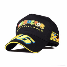 VORON 2017 New Baseball Cap Design Racing Cap hat Car Motocycle Racing VR 46 Rossi Embroidery Sport Caps Hiphop hats Cotton(China)