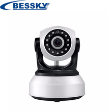High Quality Onvif 720p Ip Camera Wireless Wifi Cctv Hd Indoor Pan Tilt Ir Cut Security Network Cam Support 128g For Sd Card