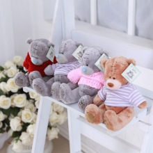 Wholesale 5pcs/lot Cartoon Plush Teddy Bears Toys Jumbo Stuffed Dolls Birthday Valentines for Baby&Kids Christmas Gift(China)