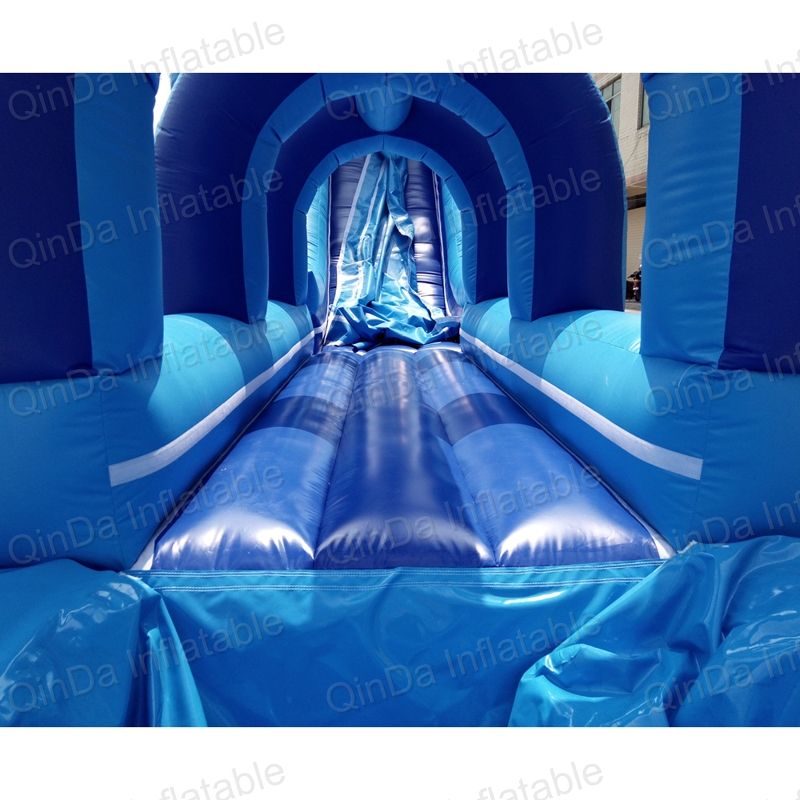 inflatable bouncer slide fun city castle(42)