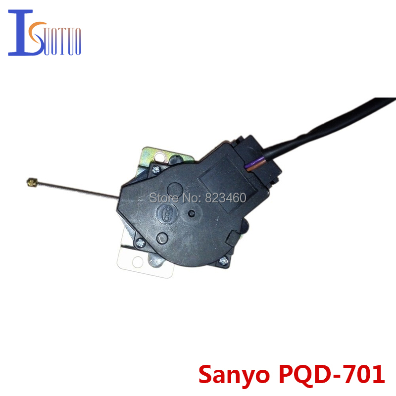 Original Sanyo washing machine tractor PQD-701 brand new iron frame retractor washer drain valve<br>