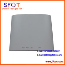 SFOT-2321 GPON ONU, 1GE port, work with Fiberhome, ZTE OLT