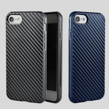classic carbon fiber capa funda case for iPhone 5S 5 SE 6 6S 7 Plus soft Flexible fashion Matt TPU material case cover coque