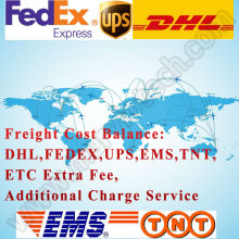 EASUN POWER Freight Cost Balance,DHL,FedEx,UPS etc. Remote area Fee Shipment Servece.Extra Fee Addictional Charge link