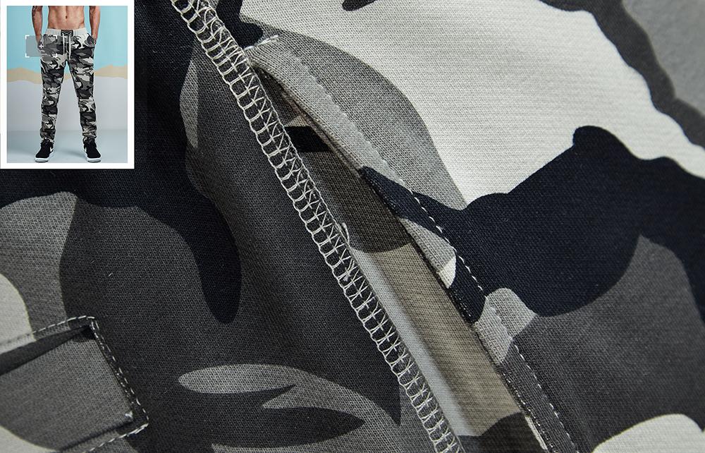 Aimpact 2017 New Camouflage Jogger Pants Men Cotton Sweatpants (13)