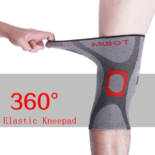 NatureHike Elastic Knee Support Brace Kneepad Volleyball Adjustable Knee Pads Basketball Safety Guard Strap M L XL(China)