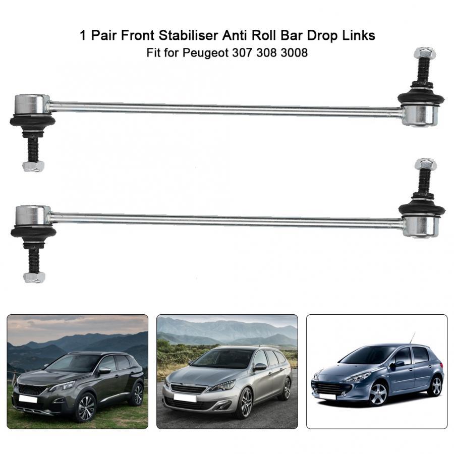 Peugeot Partner MK2 2008-on Front Stabiliser Anti Roll Bar Link Brand New 508778