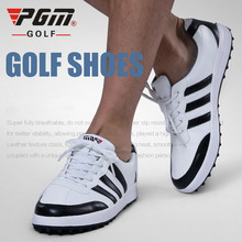 PGM Authentic Golf Men's Ball Shoes Golf Breathable Waterproof Non-slip Sports Shoes(China)