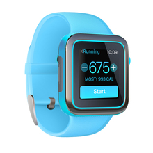 Smart Watch I9 MTK2502c for IOS Android phone Support Pedometer Sleep Monitor Remote Camera Smartwatch phone(China)