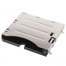 Best Product Game Cartridge Card Reader Slot 1 For Nintendo For NDS Lite For DSL Replacement New