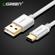 Ugreen USB Type C Cable Type-C Cable for Xiaomi 4C Fast Charger Data Cable for Nexus 6p 5X Oneplus 2 Huawei USB-C Charging Cable(China)