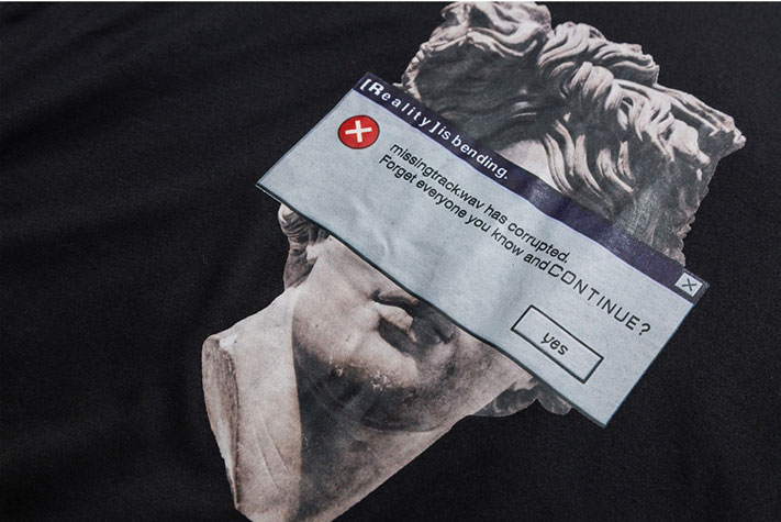 Michelangelo Statue David Print Tshirts 4