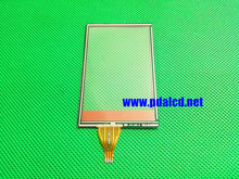 "100% Original 2.6"" inch TouchScreen for Garmin Rino 650 650t Handheld GPS Touch Screen Panels Digitizer Glass Repair replacement"