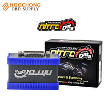 2017 hotsale NitroData Chip Tuning Box M8 For Motorbikers/Bikes/Motorcycle Power Box Torque Tool Ecu chip tuning tool
