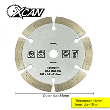 1pcs Out diameter 85 mm High Quality Mini circular saw blade wood cutting blade(China)
