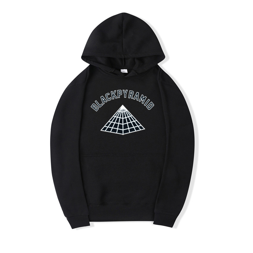 2017 new Men and women Best-selling brand leisure hoodies black pyramid jerseys hip-hop brand high quality leisure hoodies.(China (Mainland))