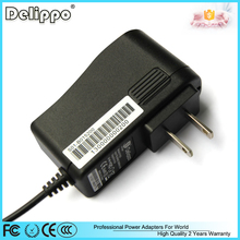 Delippo Original Tablet AC Power Adapter Charger for  yuandao n12 n50 n70 US Plug 5V 2A  2.5*0.7mm