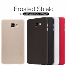 Original Nillkin Super Frosted Shield Hard Back PC Cover Case For Microsoft Lumia 950 XL Phone Case + Screen Protector