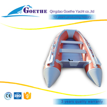 4-people Goethe Aluminum Floor sports boat inflatable boat