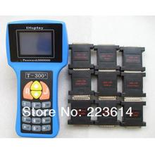 new T300 key programmer v14.2 english/spanish language available best quality hot sale free shipping by DHL/EMS(China)