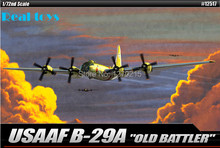 Academy model 12517 1/72 USAAF B-29A 'Old battler' plastic model kit