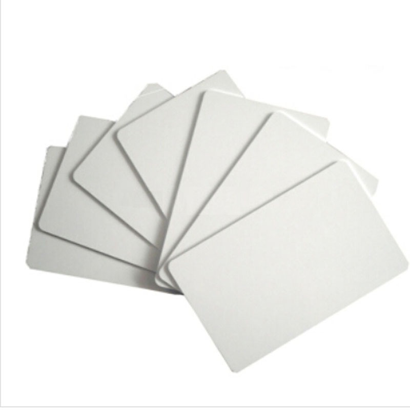 100 pcs/lot frequency 13.56MHz Contactless IC Card PVC for entrance and exit brushing card system<br>
