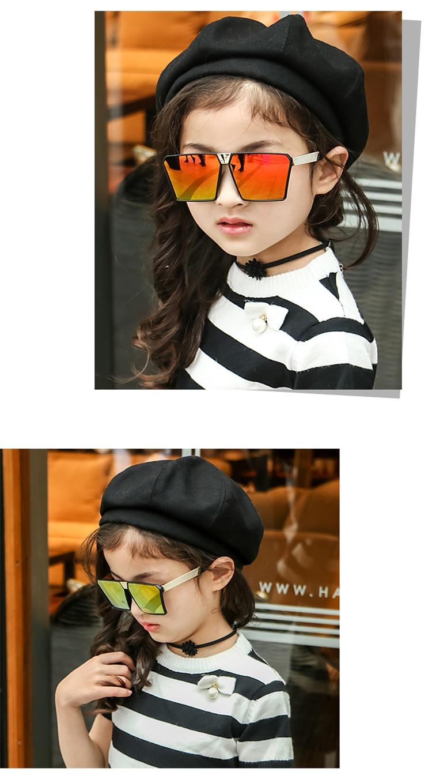Mosilin Brand Sunglasses Kids UV400 Coating Sun Glasses Camouflage Frame Goggle Baby Boys Girls Sunglass oculos  (7)