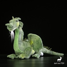 Plush Dinosaur Doll  Child Toys Magic Dragon  Simulation Stuffed Animal Toy Dolls  Stores
