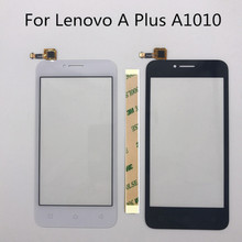 4.5 inch Cell Phone Touch Panel Touchscreen For Lenovo A plus a1010 a20 Smartphone Touch Screen Digitizer Front Glass Sensor