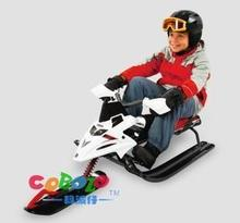 High performance adult children skiing car sled sledge skating skiing sand skiing ski child sleigh snow sledge stroller(China)