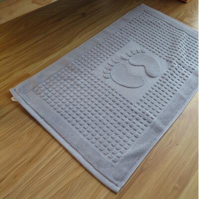Hotel-Mats-Bathroom-Towels-Thick-Absorbent-Doormat-Cotton-Non-slip-Mats-Step-Foot-Towel-Mat-75x45cm