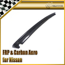 For Nissan Skyline R32 GTR GTS Carbon Fiber Nismo Style Rear Trunk Boot Lip Spoiler Car Accessories Styling
