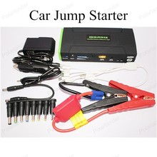2016 New Mini Portable Car Jump Starter Emergency Start 12V 30000mAh Engine Multi Function font b