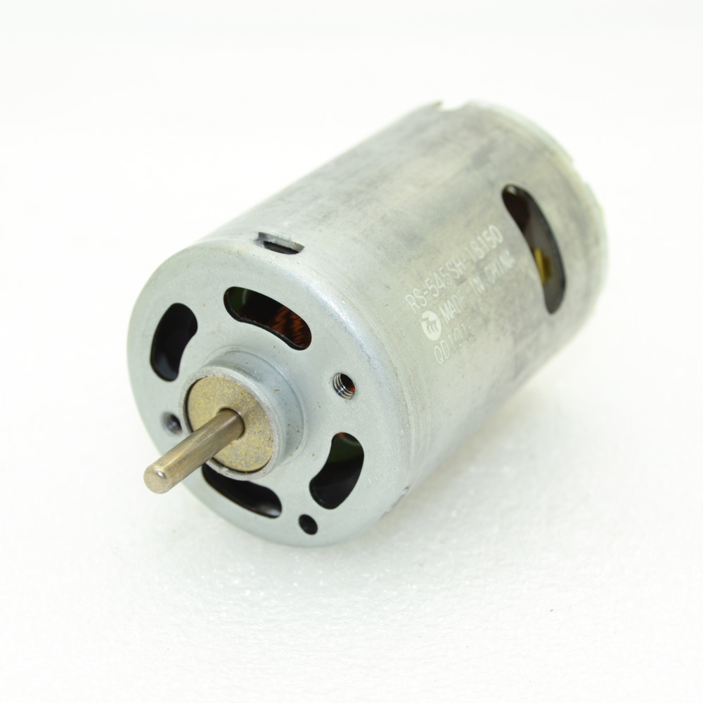1pcs For MABUCHI RS-545SH-18150 DC24V 5600RPM Strong Magnetic Carbon Brush Motor