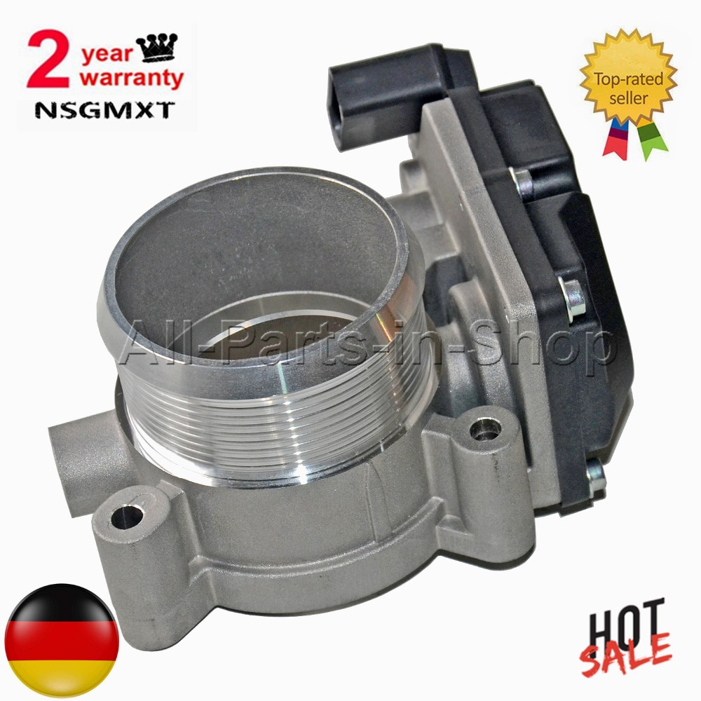 Audi Volkswagen VDO Throttle Body Repair Service