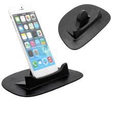 CAR-partment top sale Dashboard Pad Car Cell Phone Holder Sticky Silicone Pad Mount Stand Large Size(China)