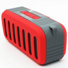 Portable Outdoor speakers Dust anti-drop Mountain bike ride Bluetooth speakers anti-water card subwoofer loudspeakers(China)