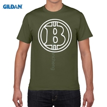 Buy GILDAN pure cotton round collar T-shirt Bitcoin Man T Shirt 100% Cotton Short Sleeve Round Neck T shirt Men's Clothing T-shirt for $11.65 in AliExpress store