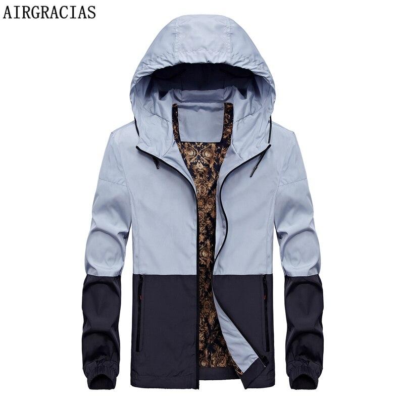 AIRGRACIAS New Patchwork Men\'s Fashion Casual Ligh...
