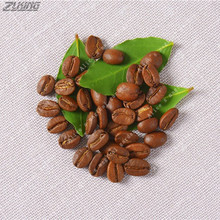 ZLKING 20pcs Coffee Beans Cherry Arabian Cocoa With Aroma Fresh Healthy Natural Flowers Garden Rare Tropical Seeds Edible Plants
