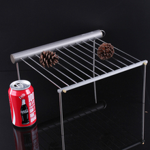 Bulin BBQ Grill Outdoor Camping Hiking Picnic Barbecue Protable Stainless Steel Cooking Accessories Camping Gear