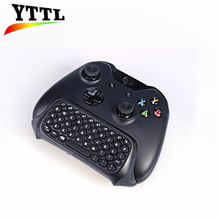 New bluetooth Wireless Game Messenger Chatpad Keyboard Keypad Text Pad For Xboxone xbox one Controller Game Accessories(China)