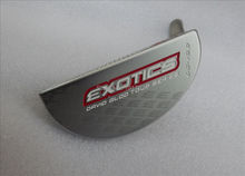 TourEdge EXOTICS carbon steel with full CNC milled golf putter club including the shaft and grip(China)