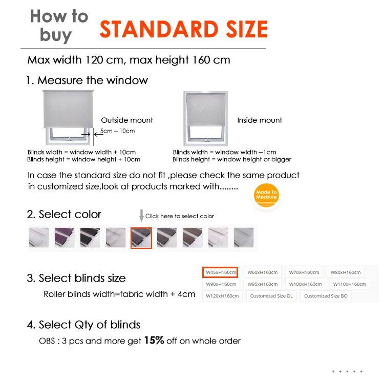 standard size ZB