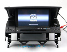 WinCE Car AutoStereo GPS Navigation System For Mazda 6 2002-2008 Multimedia Radio DVD Player Sat Nav for Mazda 6 Free Latest Map