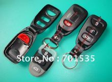 For Kia remote key case shell (3+1) button