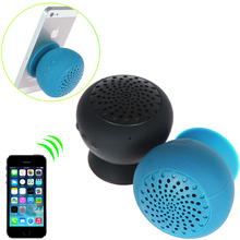 Mini Mushroom Bluetooth Loud Speaker Portable Wireless Loudspeaker Music Sound Box for Laptop Smartphone Tablet Cell Phone Stand